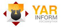 Сервис оповещения предпринимателей об опубликованных закупках Ярославской области «YARINFORM»