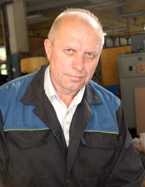 Бригадир Владимир Люлекин